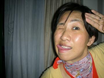 Zen took this picture of Naoko 3