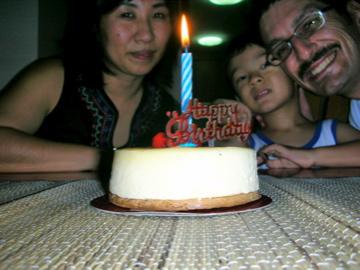 PNZ Peter birthday cake