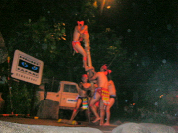 Zen Borneo guys climbing