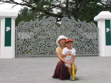 Naoko Zen gate