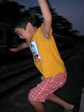Zen jump