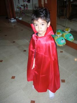 Zen cape
