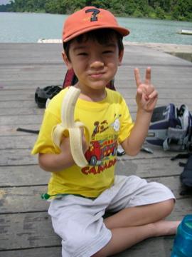 Zen banana