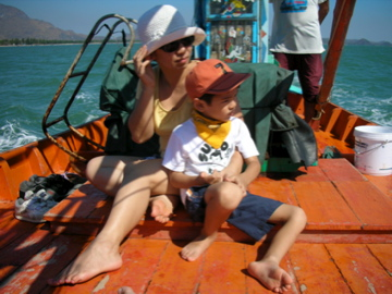 boat Naoko Zen