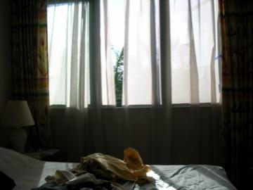 bedroom window, by Zen
