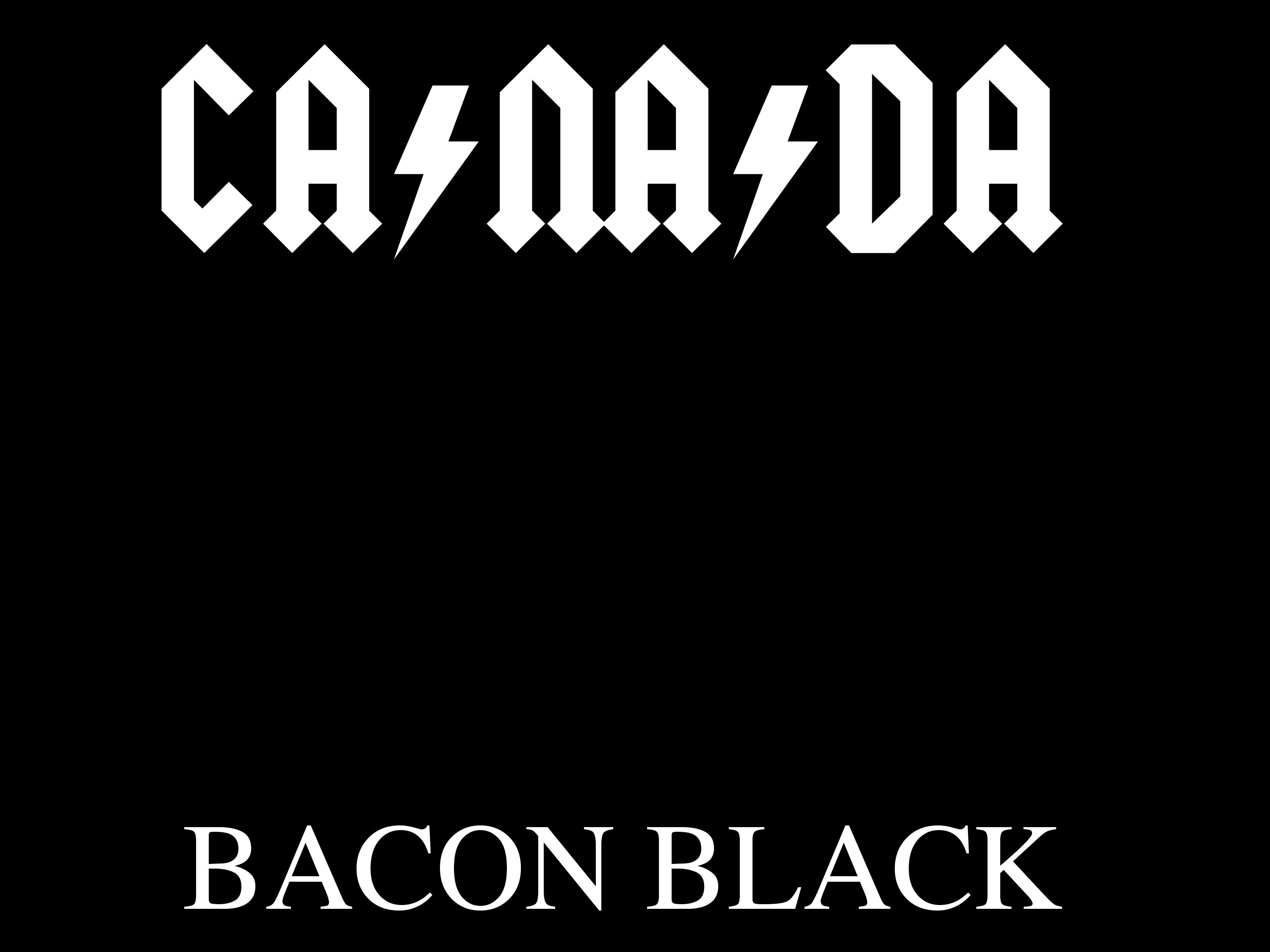 Bacon Black