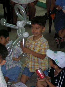 Bugs Bunny balloon