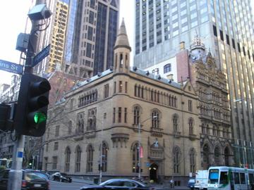 Melbourne ANZ