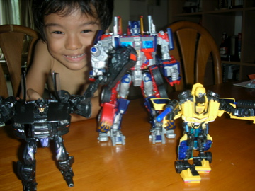 Robot Transformers and Zen