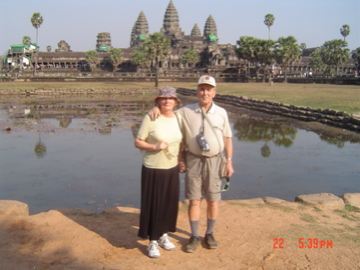 Oma and Opa in Cambodia 01