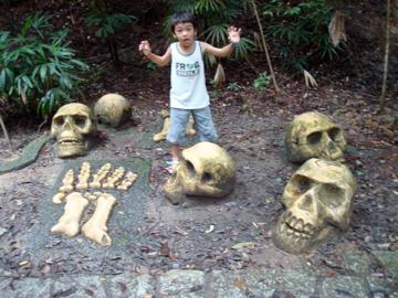 Skull hill