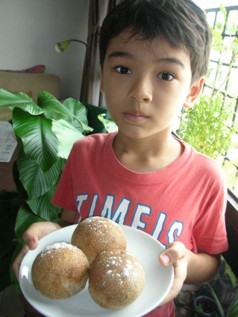 Naoko's bread