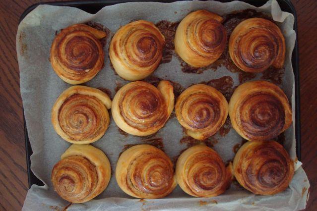 Cinnamon rolls!!!