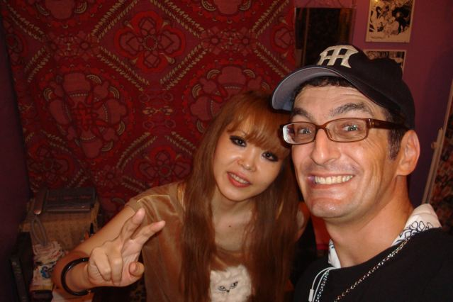 With Acid Eater fuzz guitarist Fusao