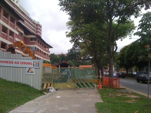 Singapore's dodgiest construction techniques, Part 1