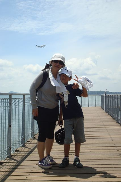 On the Boardwalk, with 747 (Part 1)