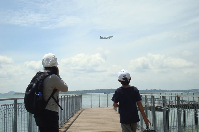 On the Boardwalk, with 747 (Part 2)