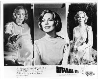 Barbara Bain - NOT Barbara Bach...