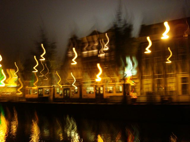 Amsterdam after a few drinks