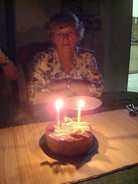 Happy Birthday, dear Oma
