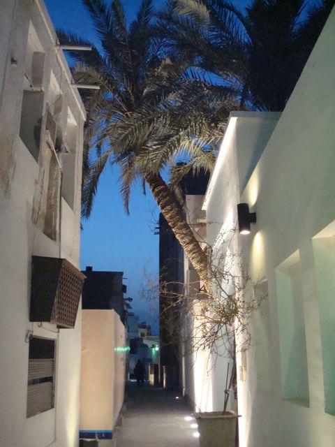 Manama alley