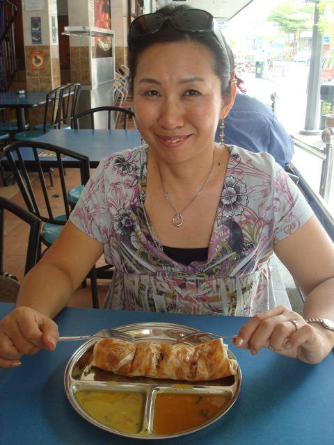 Naoko's roti kanai