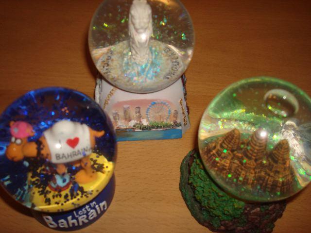 Crystal balls: Bahrain, Singapore, Angkor Wat