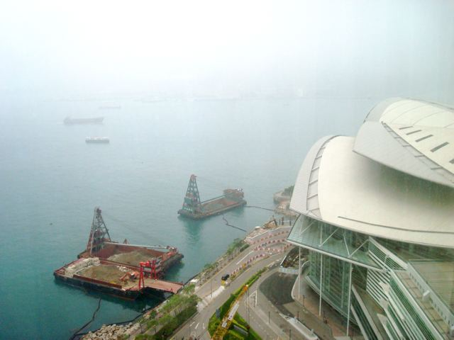 Hong Kong, Thursday morning