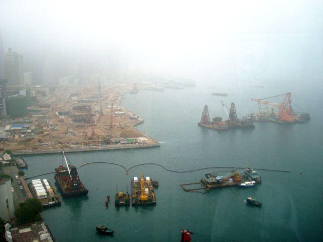 Hong Kong Thursday morning