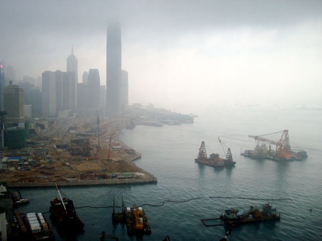 Hong Kong, Friday morning