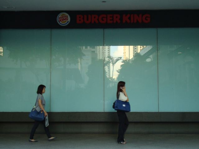 another Burger King bites the dust