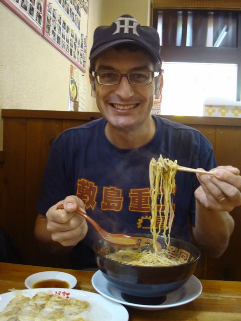 Hope-Ken Ramen, the best in Himeji