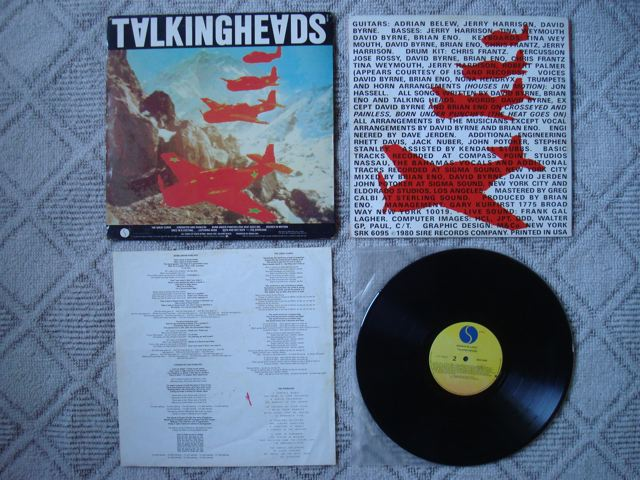 "Talking Heads, ""Remain In Light"" 2"
