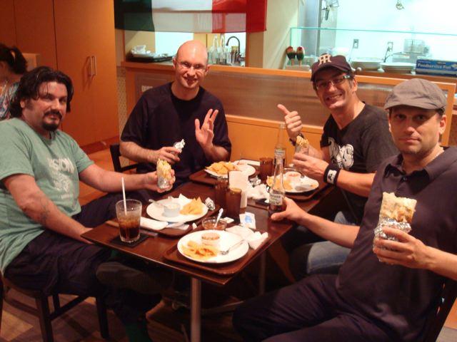 Osaka Burrito Appreciation Society meeting