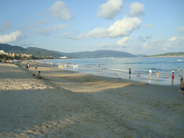 Sanli beach