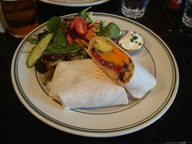 Toronto burrito!
