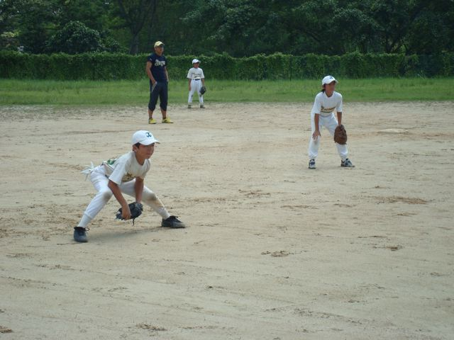 Zen at third base