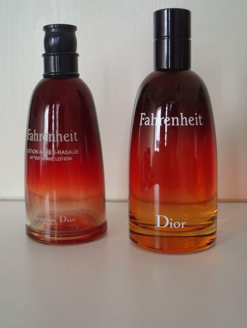 "Christian Dior ""Fahrenheit"""