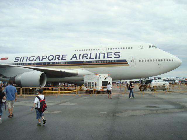 The Singapore Air Show