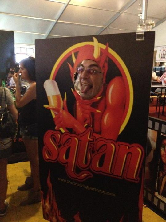 Satan, Satan, Satan - a devilishly delicious beer!!!!