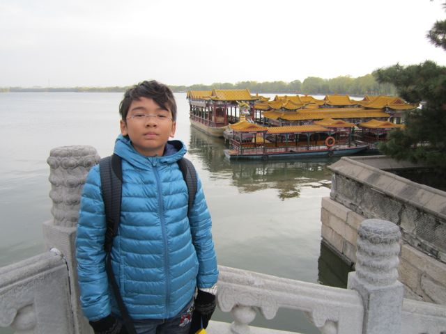 Zen at the Summer Palace