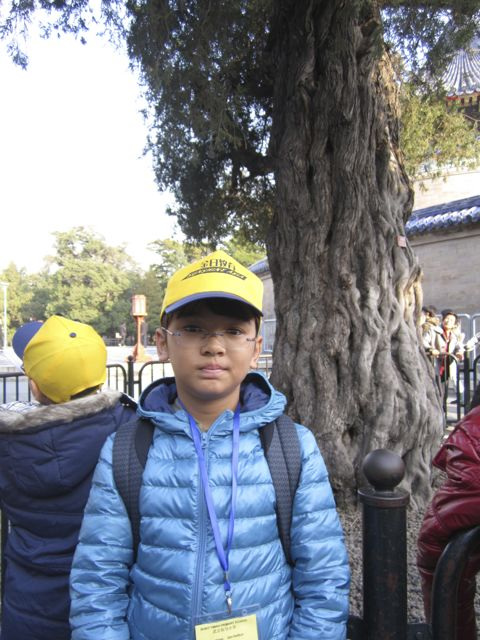 Zen at the Temple of Heaven