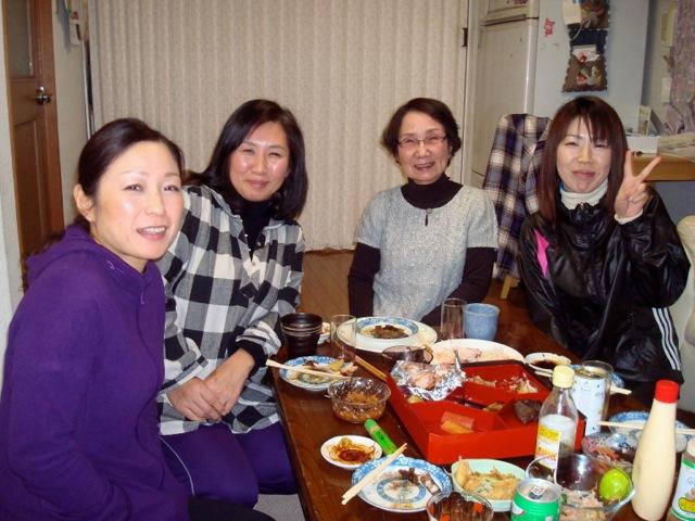Kyoko Yaeko Naoko Yumiko