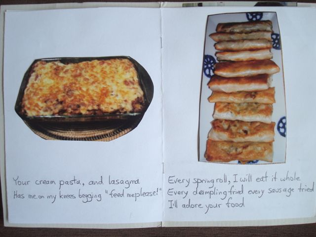 Naoko's Song (Every Bread You Bake) Page 3 and 4