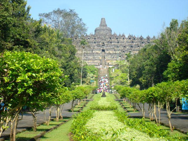 Borobudur rising!!!