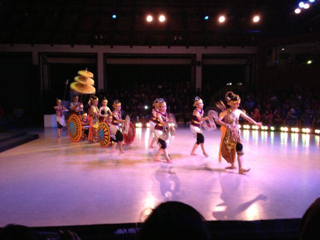 Lovely Ramayana ballet!!