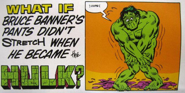 Hulk pants