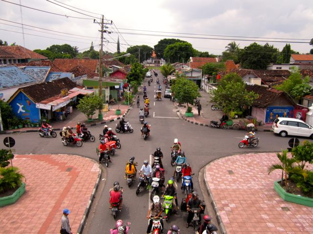 Nice Kraton intersection
