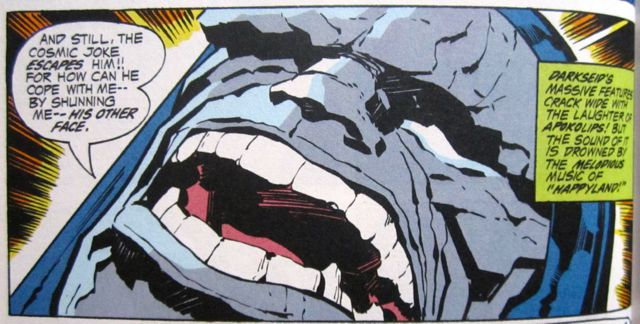 Darkseid laughs!!