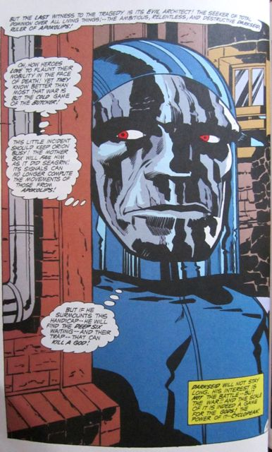 Darkseid's pupils